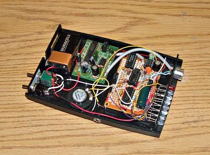 Wolfden Press Electronics